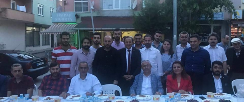 CHP Genel Başkan Yardımcısı Seyit Torun İzmit'te