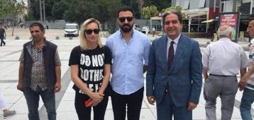 CHP İzmit, hayvanlara yapılan eziyete sessiz kalmadı